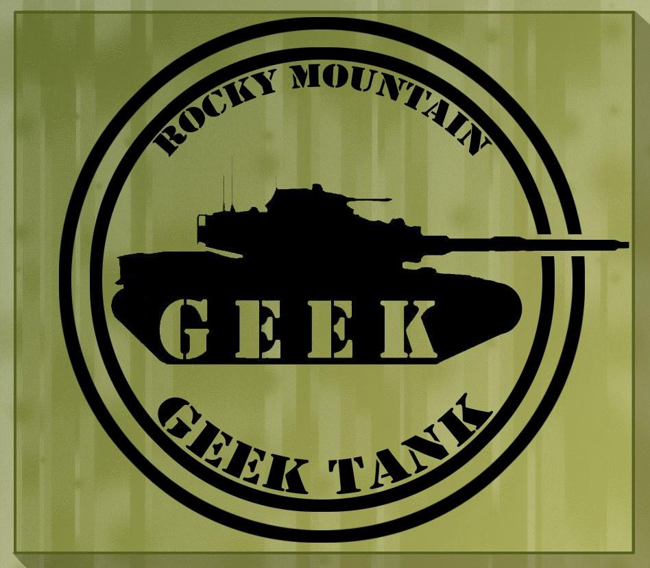 Geek Tank Logo